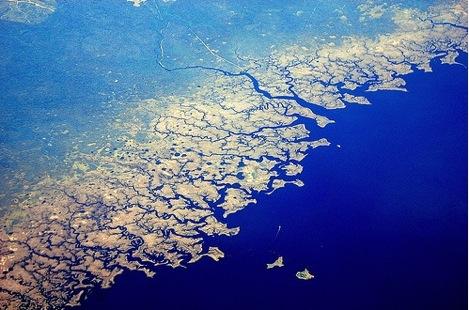 fractal-shoreline
