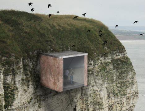 how to build a secret underground bunker