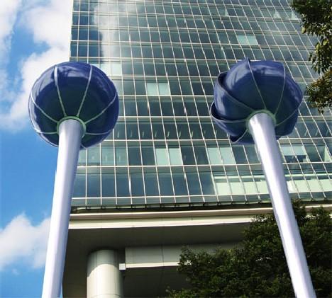 Fan Tastic 10 Cool Colorful Wind Turbine Designs Webecoist