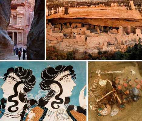 Lost Civilizations: 12 Societies that Vanished in Mystery