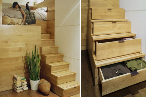 Ultra-Compact Interior Designs: 14 Small-Space Solutions - WebEcoist