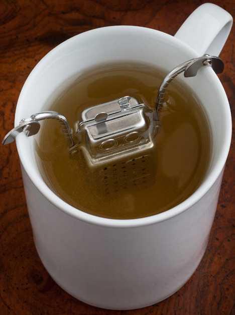 Bag Dippers 10 Cute Cool Caffeine Free Tea Infusers