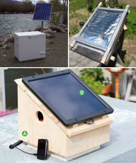 14 Off Grid Projects To Cut Your Energy And Water Usage