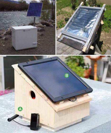 Off Grid Solar Power Appliances