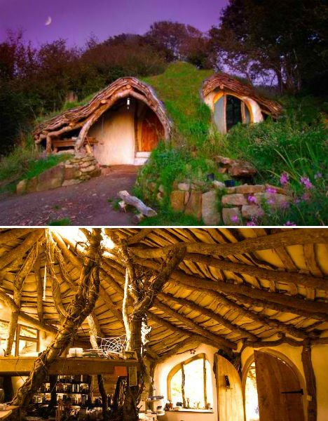 Build your own eco house cheap 10 diy inspirations for Build house for cheap