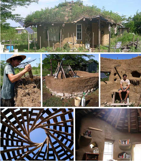 Yallingup Eco House Project: Build Your Own Eco House Cheap: 10 DIY Inspirations