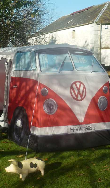 Hippie Chic: Nine Nifty VW Microbus Mods - WebEcoist