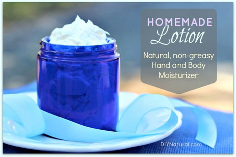 Making Your Own Moisturizer For Natural Hair