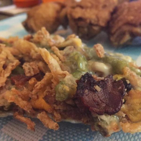 Seven Souperb Thanksgiving Green Bean Casseroles!