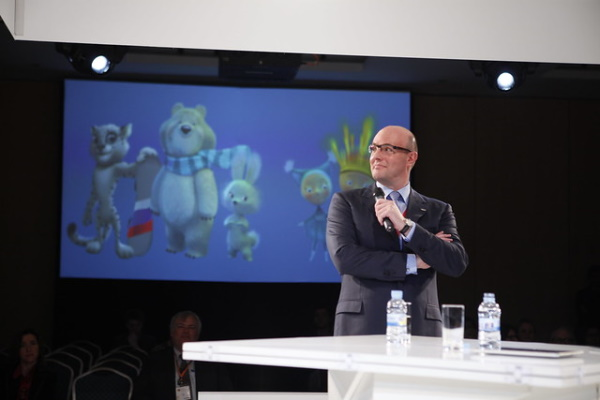 Animal Mascots Of The Sochi 2014 Winter Olympics