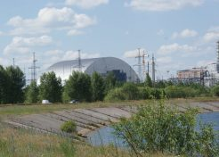 Gone Fission: Chernobyl's Cooling Pond Fish Farm