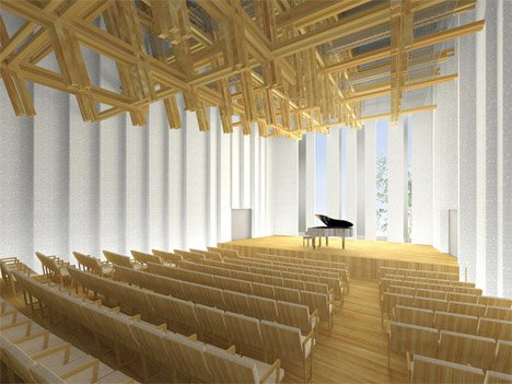 The Future Of Wood 12 Sustainable Buildings By Kengo Kuma