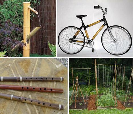 DIY Bamboo Projects Main