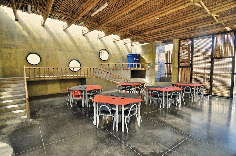 Stunning Bamboo Interiors 10 Incredibly Intricate