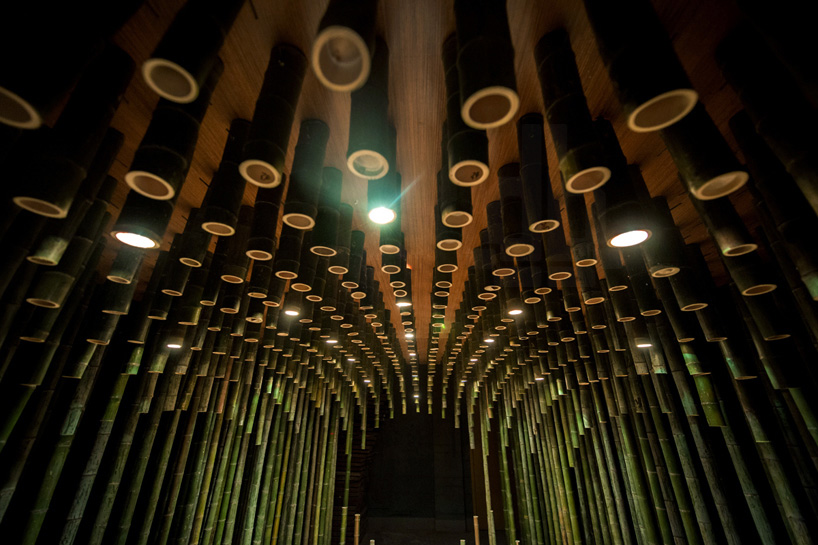 Stunning Bamboo Interiors 10 Incredibly Intricate