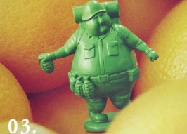 Fat Cute Soldiers: Obesity Invades The Army!