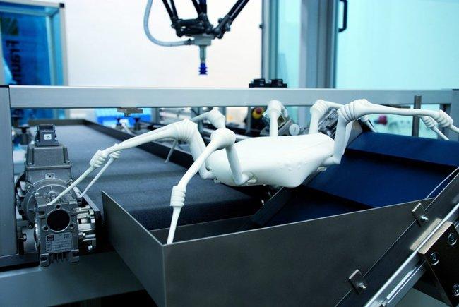 biomimicry survivor spider