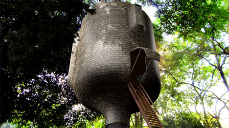 biomimicry treehouses 2