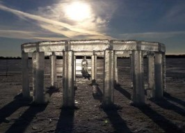 Druid Awakening: Wisconsin's Awesome Icehenge