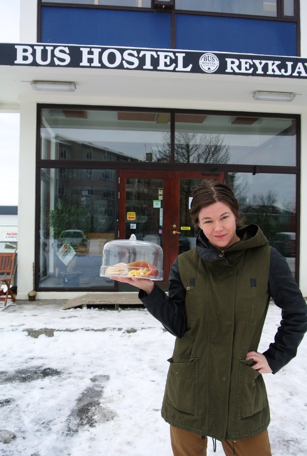 Last McDonalds Burger Fries Iceland 3b