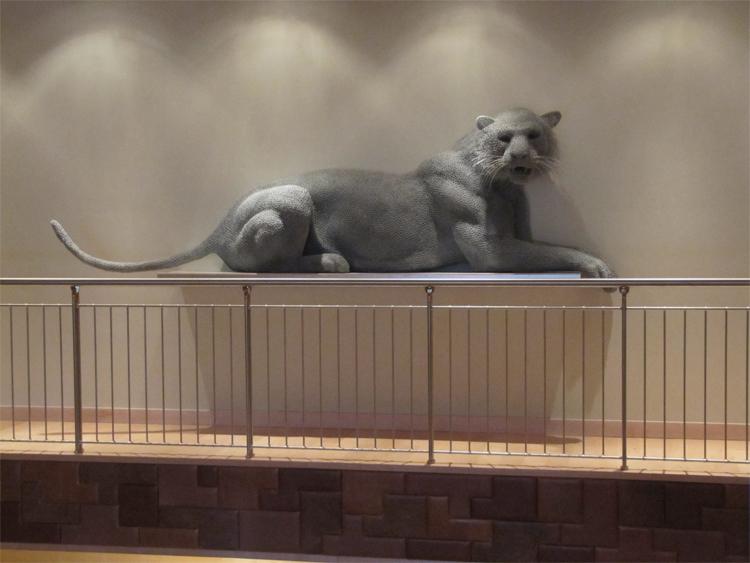 wire animal sculptures 6
