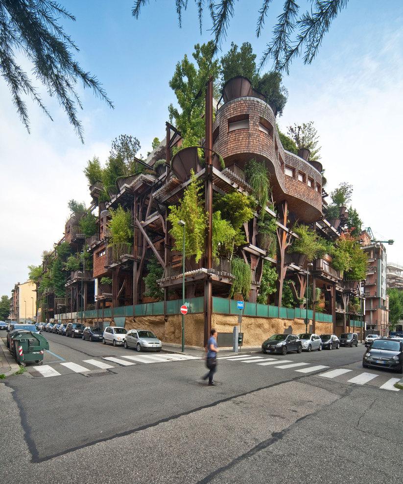 treehouse apartment 1