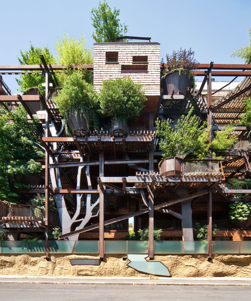 treehouse apartment 5