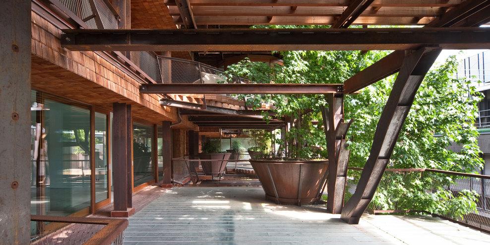 treehouse apartmnt 6