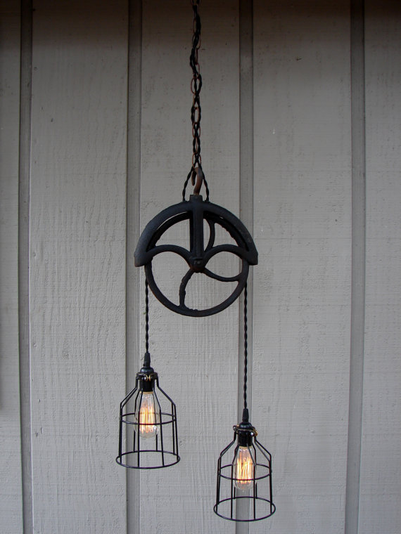 eco etsy industrial lighting
