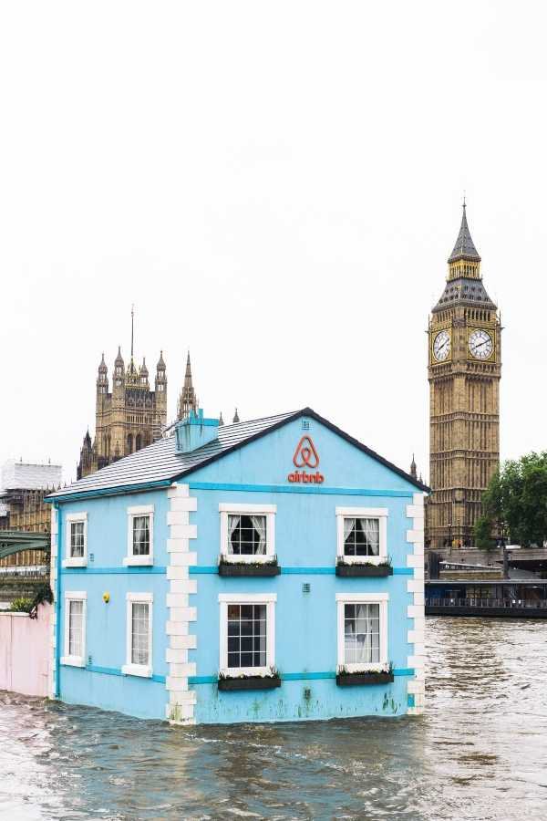 Airbnb Floating House wenn22501270