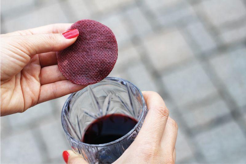 diy beauty recipes wine mask
