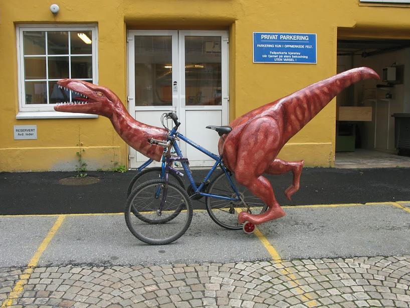 bizarre bikes dinosaur 2