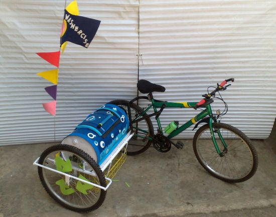 bizarre bikes spin cycle 1