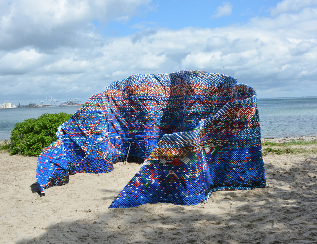 Plastic Bottle Cap Projects Recycled Art