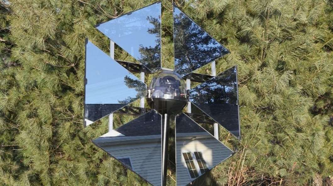 solar gadgets sunflower 1