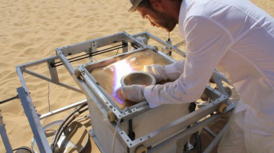 solar sinter 3
