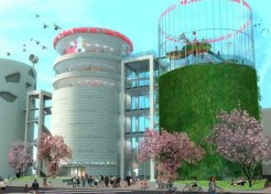 Adaptive Reuse Transforms Dutch Sewage Plant