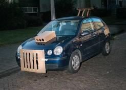 Boxcars: Max Siedentopf's Slapdash Supercars