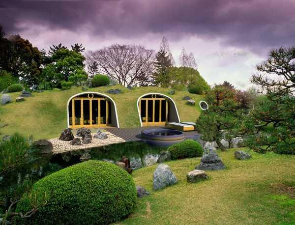 hobbit houses bringing hobbit habitats home webecoist. Black Bedroom Furniture Sets. Home Design Ideas