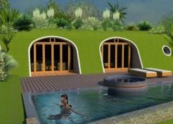 Hobbit Houses: Bringing Hobbit Habitats Home