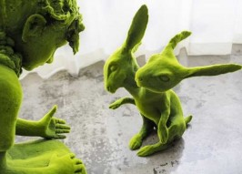 Fuzzy Logic: Kim Simonsson's Moss People
