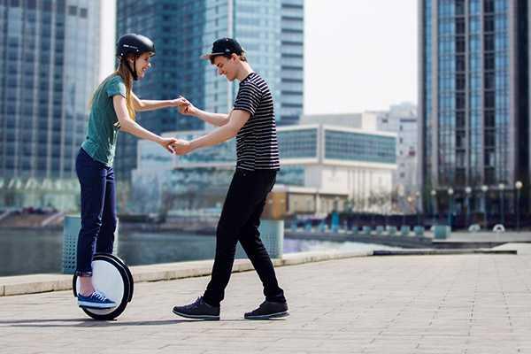 Won Wheel Segway S One S2 Electric Unicycle Webecoist