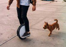Won Wheel: Segway's One S2 Electric Unicycle