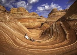 Rock The Wave: A Sandstone Sea In Arizona