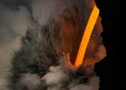 Viva Lava: Hawaii's Volcanoes Let It Flow