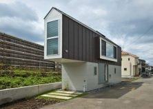 Living Slim: Narrow House Design In Japan