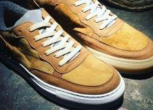 Fungi 4 Feet: Mushrooms Make Sustainable Sneakers
