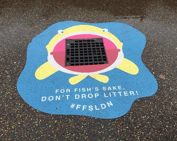 Trashcan't: 10 More Creative International No-Littering Signs