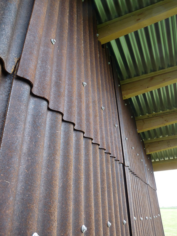 Glad Clad: Hemp Fiber Sheets Make Walls Green