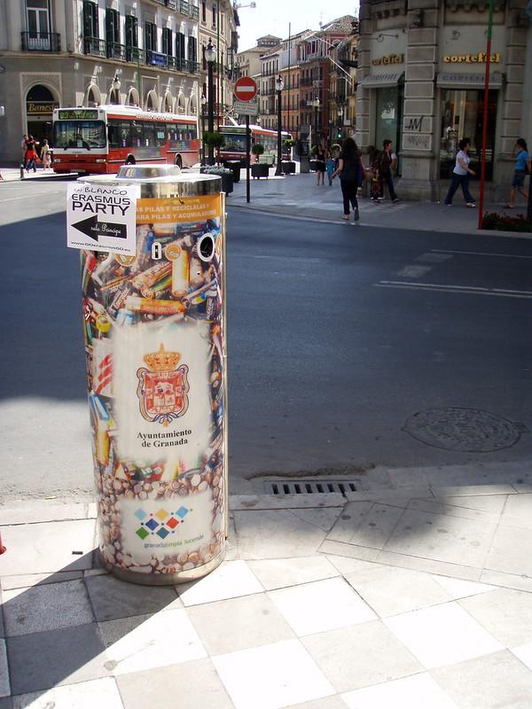 Power Fill: 10 International Battery Recycling Bins